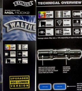 Walther MGL 1100 X2