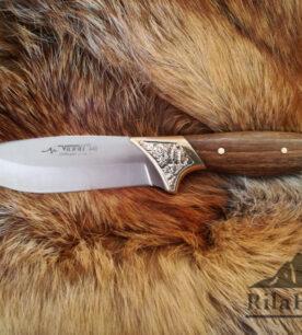 Нож Vandi – ART, вълк