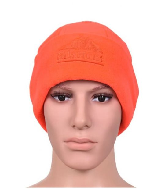 Поларена шапка RilaHunt, оранжева