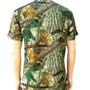Ловна тениска камуфлаж - дигитален принт