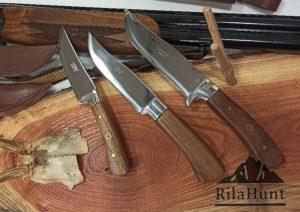 Нож на Андрей Стоянов, орех 3