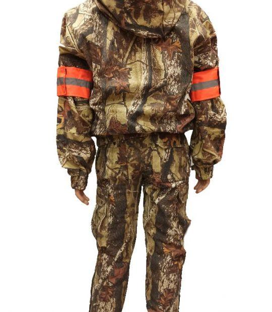 Зимен костюм, камуфлаж гора